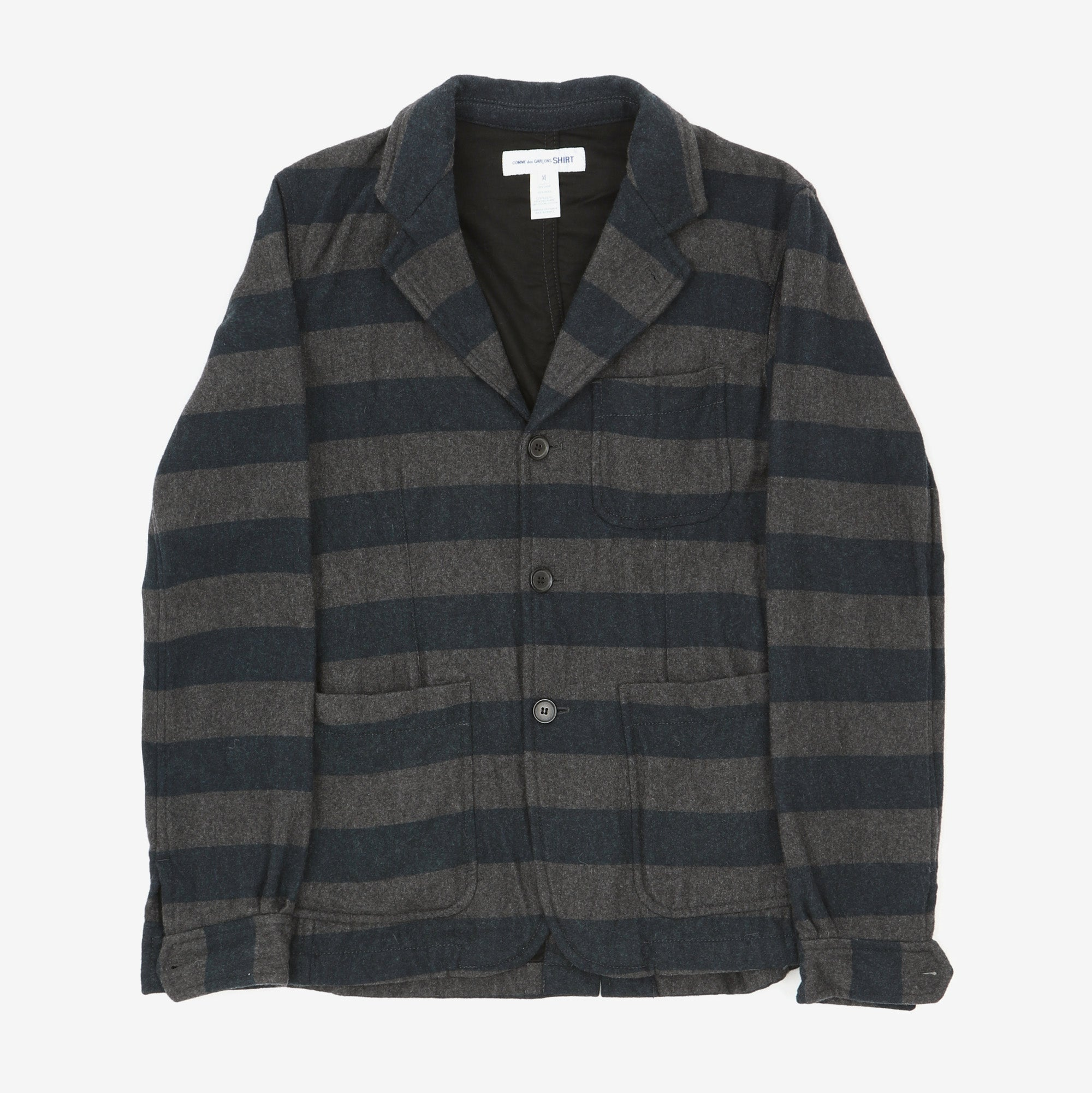 Wool Work Jacket
