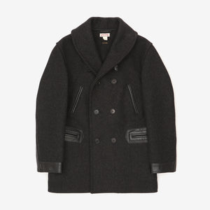 Double Diamond Railroad Coat
