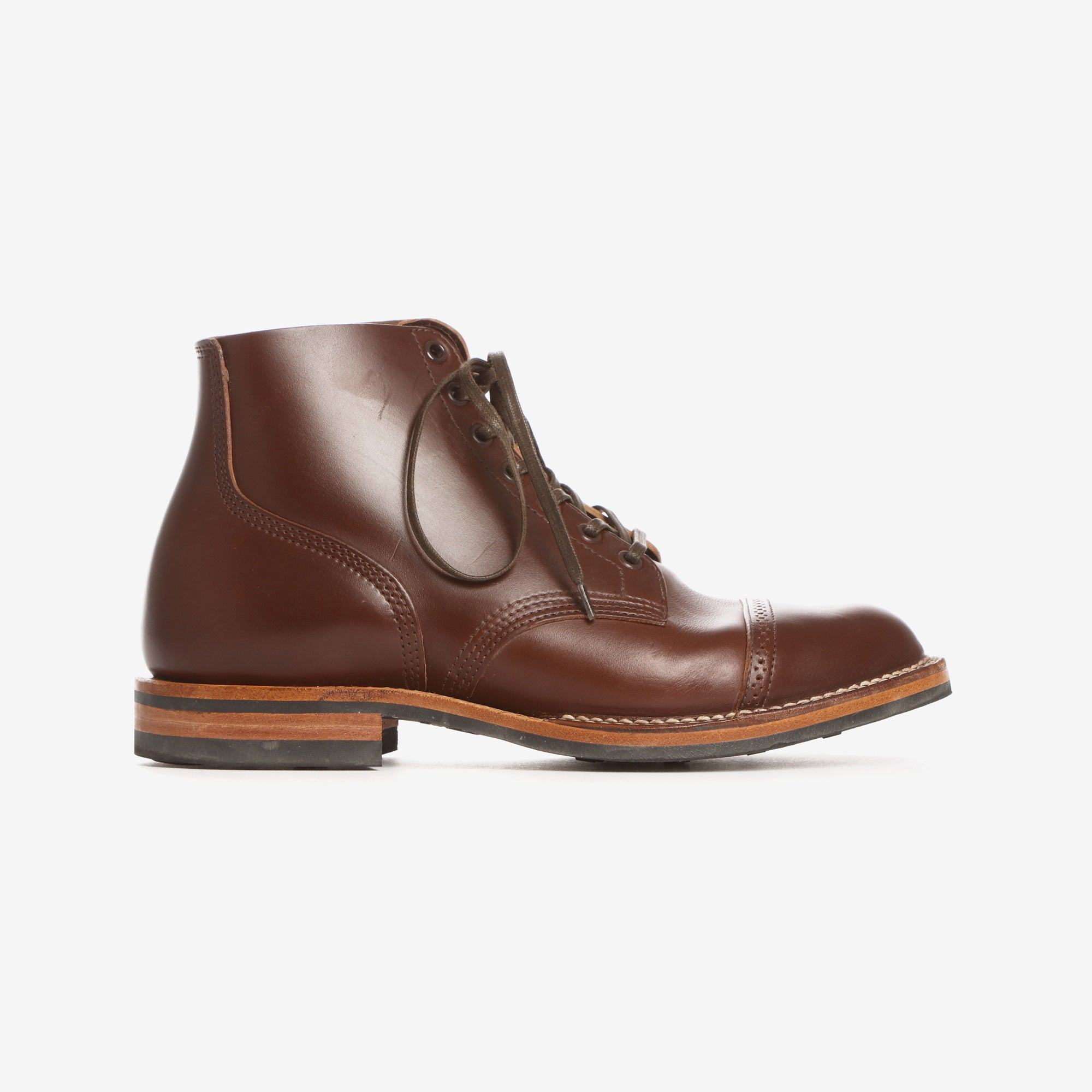 Pigment Brown Service Boot