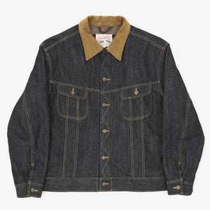 Blanket Lined Stormrider Denim Jacket