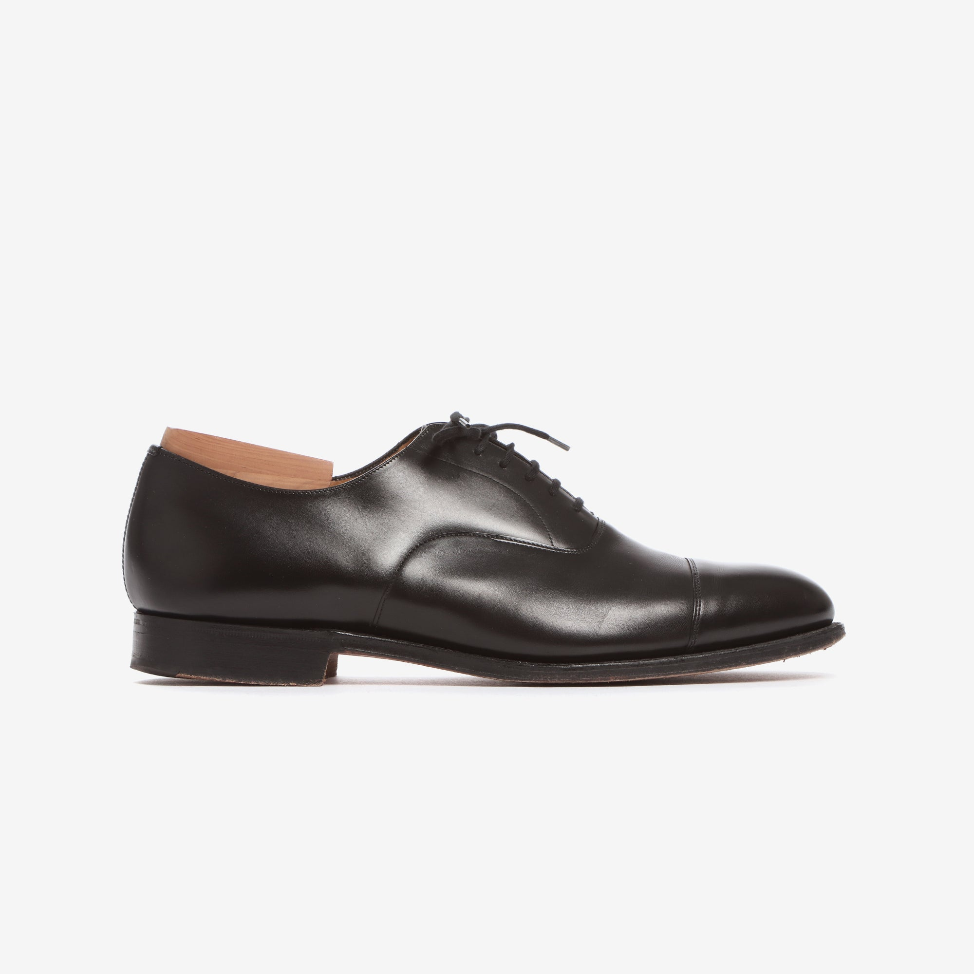 Consul 1945 Leather Oxford Shoes