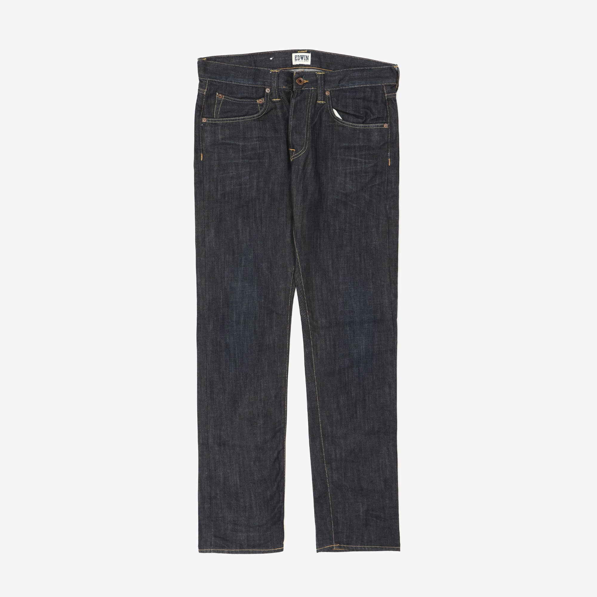 ED-55 Relaxed Tapered Denim