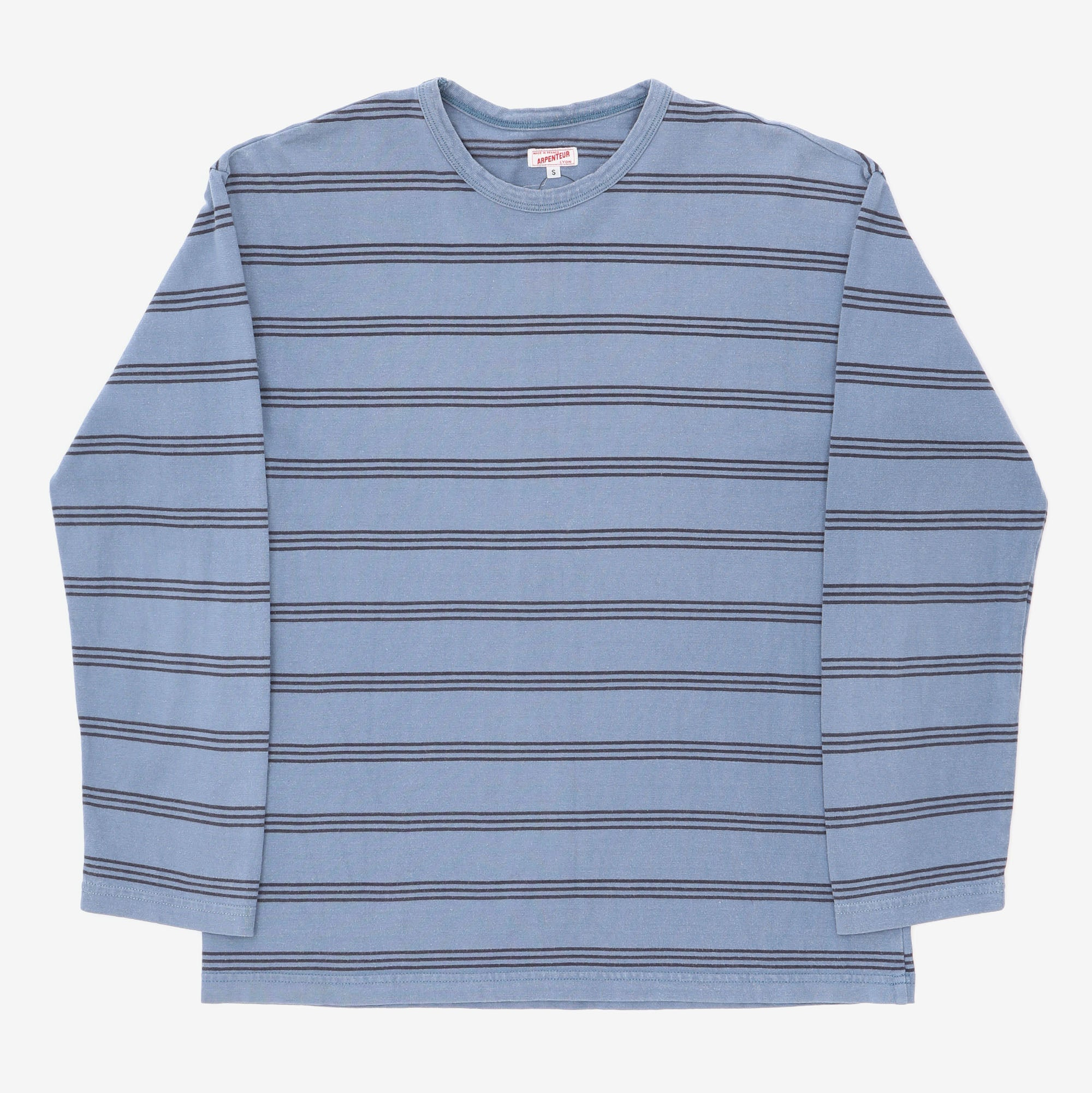 Striped Brehat Tee