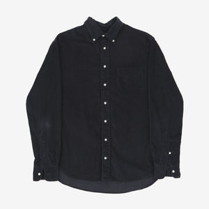 Corduroy Button Down Shirt