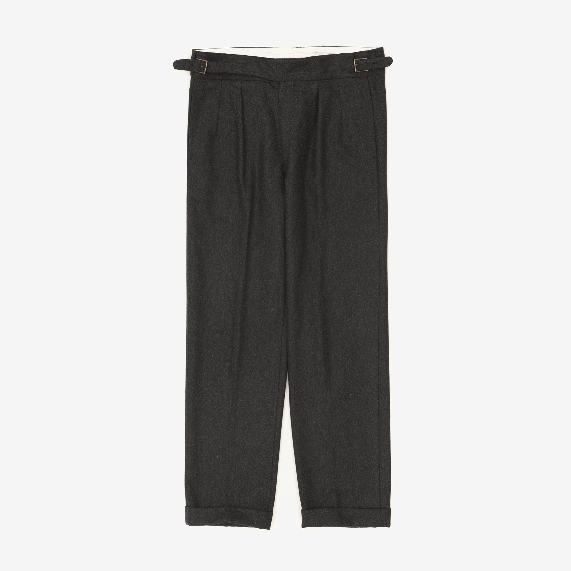 Wool Ghurka Trousers