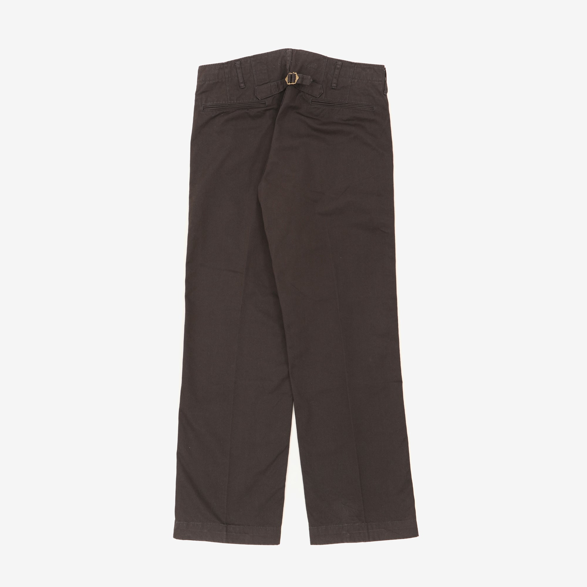 Cinch Back Chinos