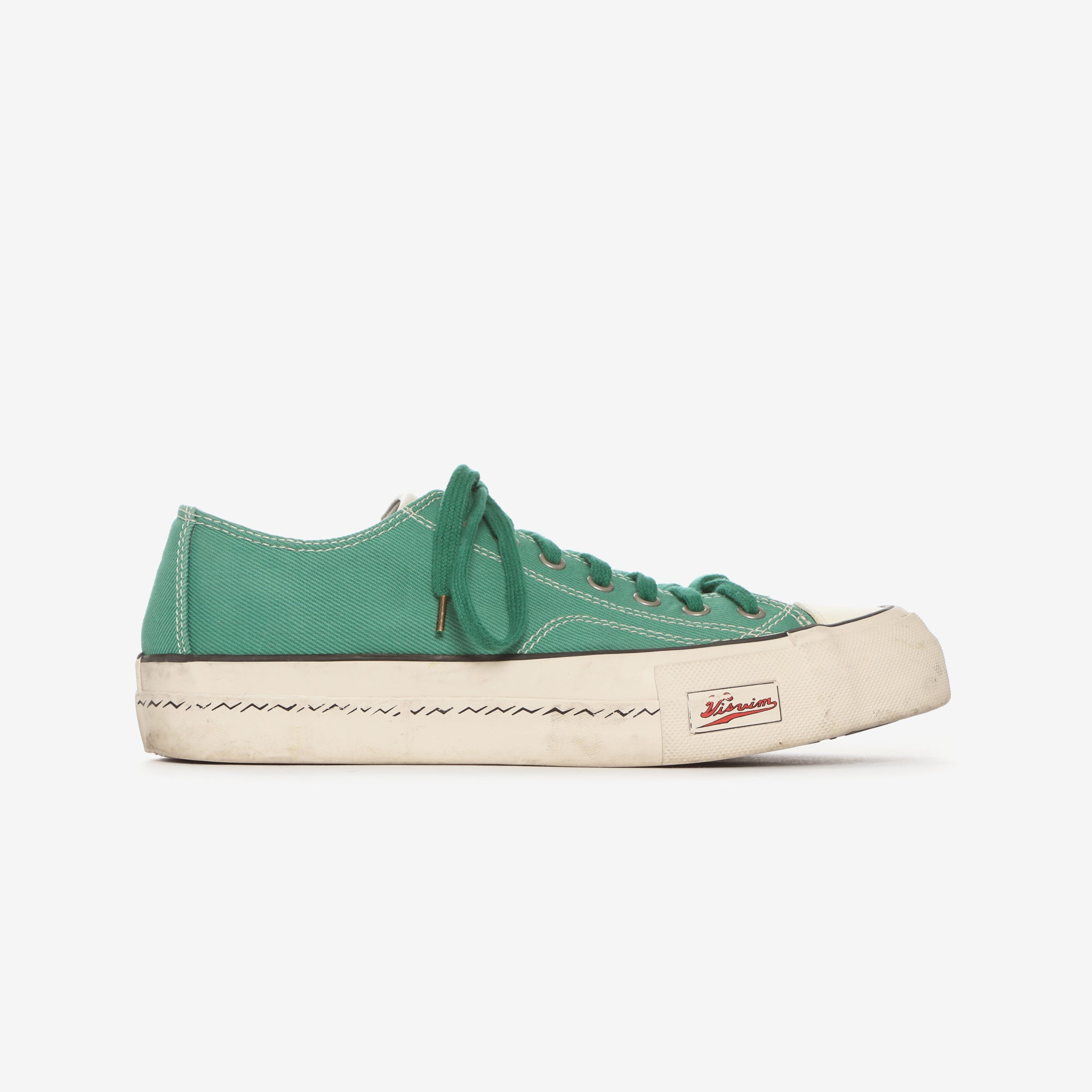 Skagway Low Canvas Sneakers