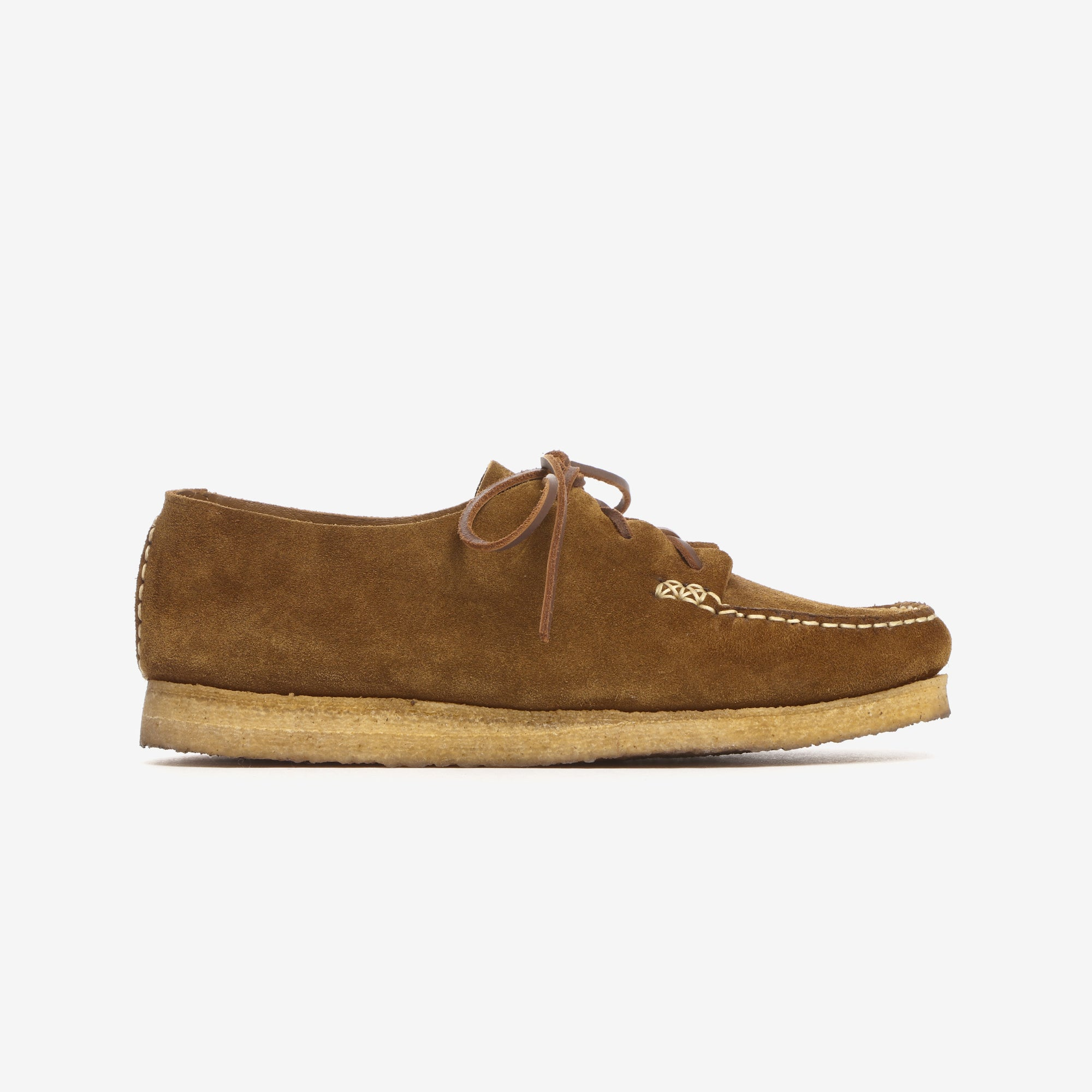 Suede Wallabee Shoes