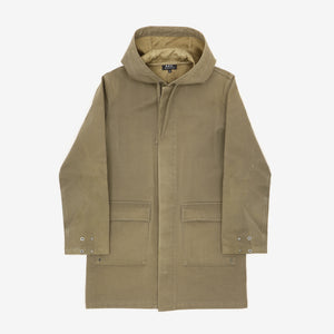 Hooded Shell Parka