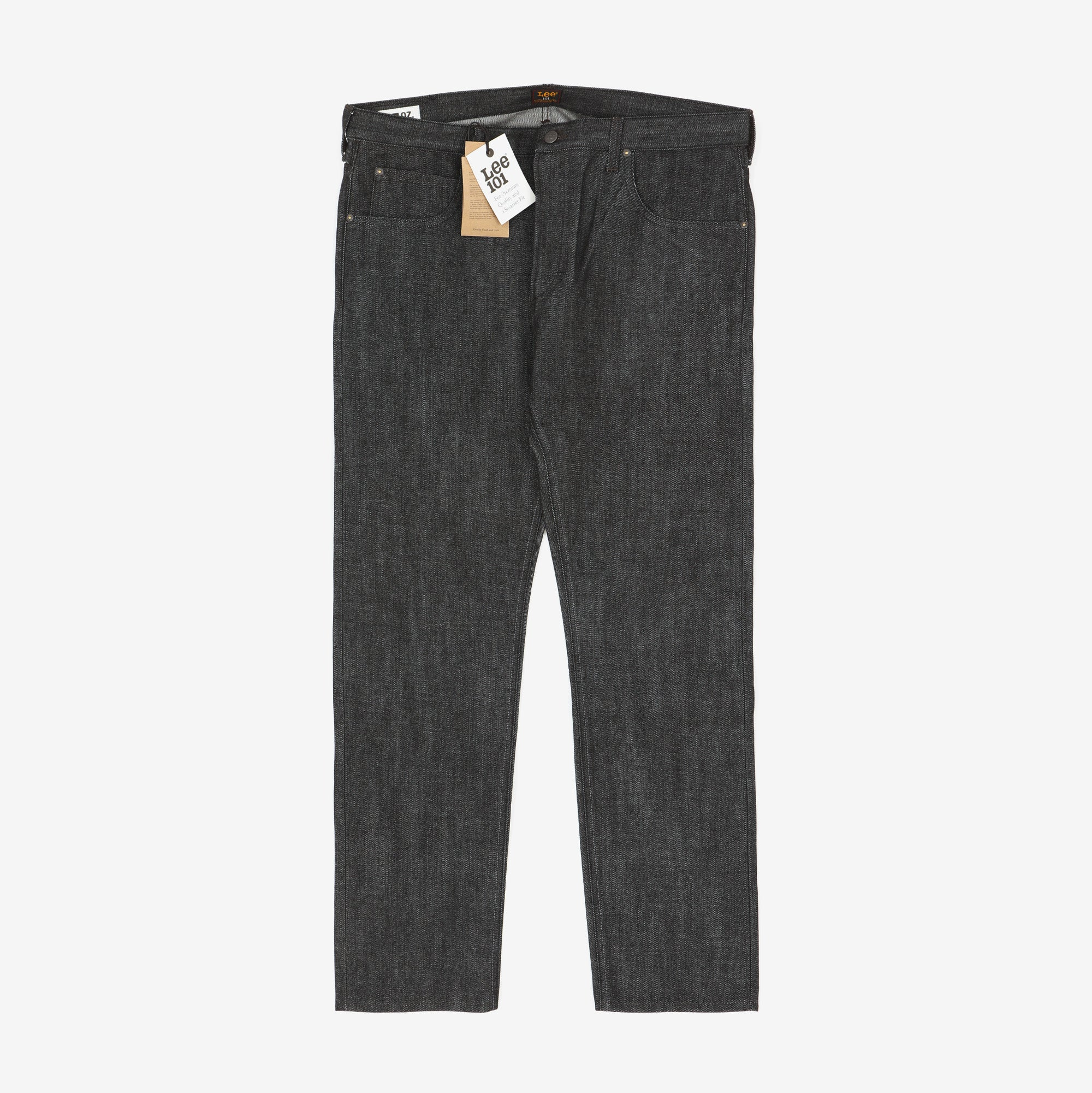 101 17oz Rider Selvedge Denim