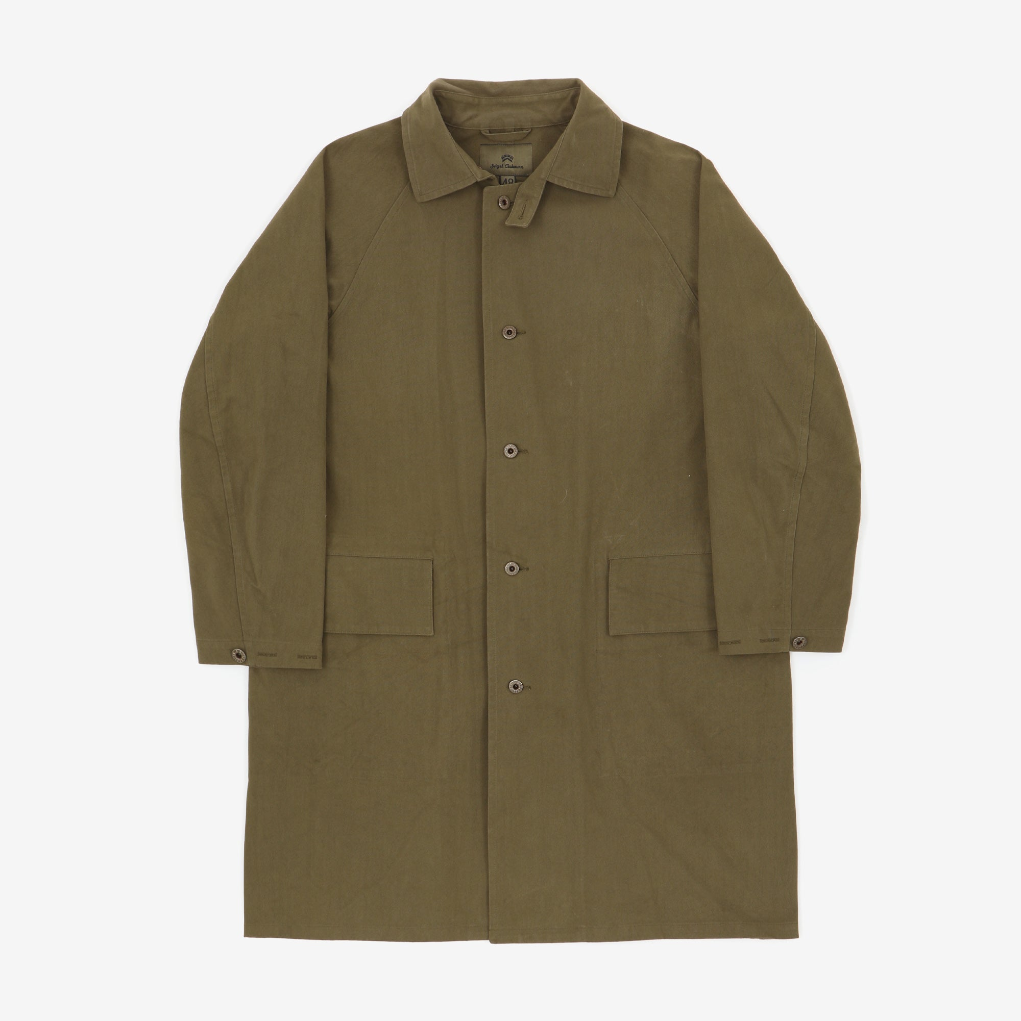 Halftex Trench Coat