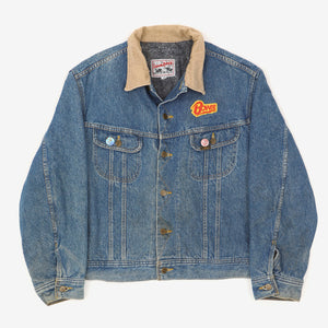Stormrider Blanket Lined Denim Jacket