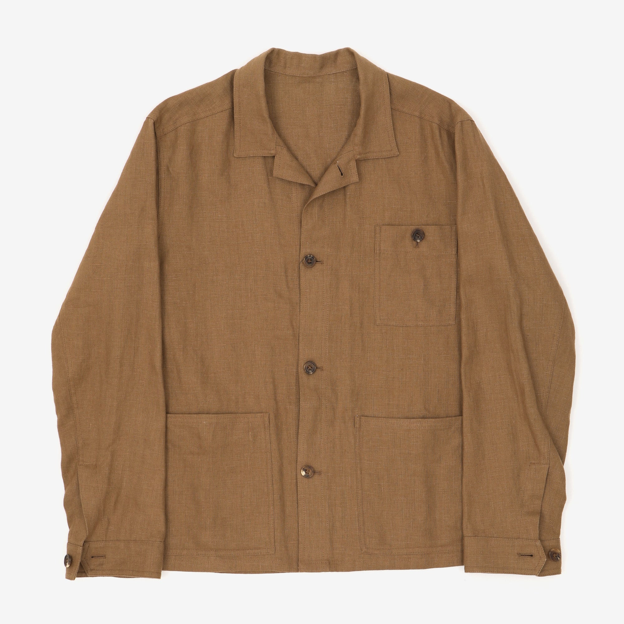 Linen French Jacket