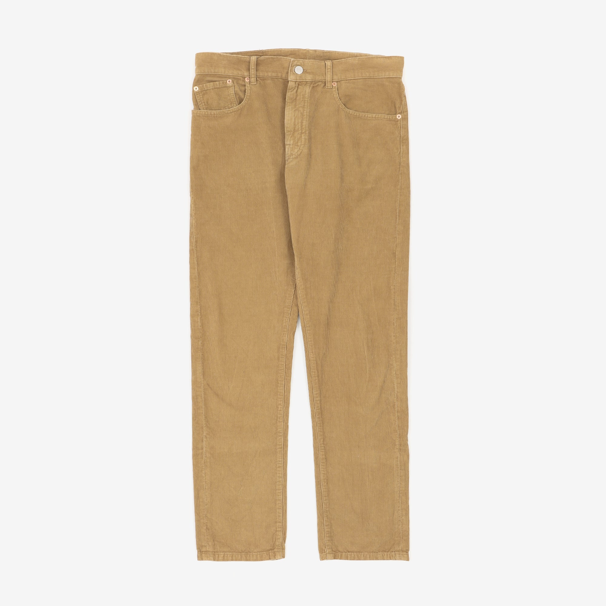 Longton Slim Corduroy Trousers