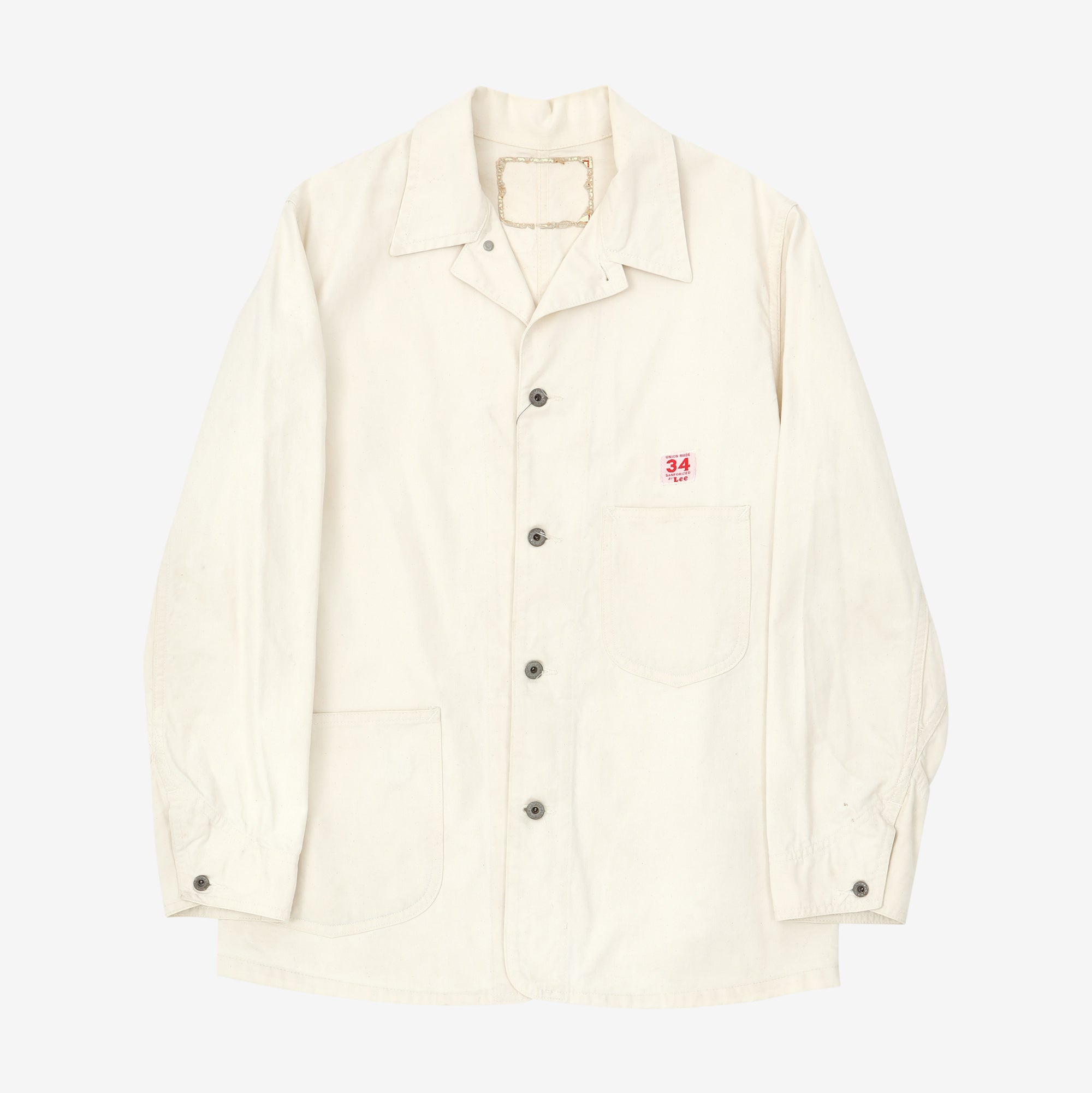 Union Made 34 Work Jacket