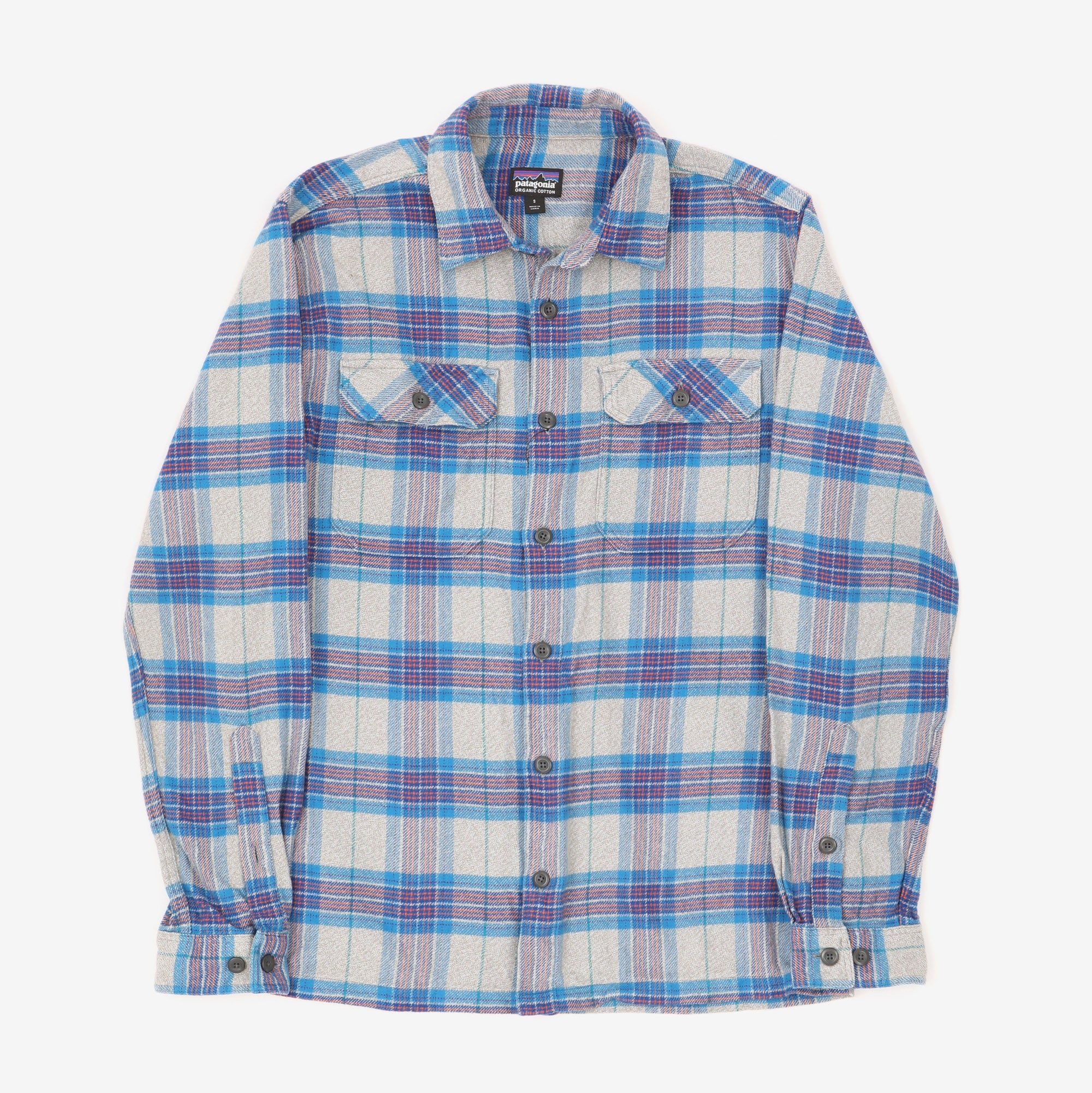 Checked Work Shirt
