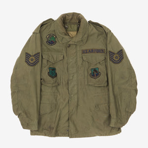 1970s M-65 Field Jacket (Inc Liner)