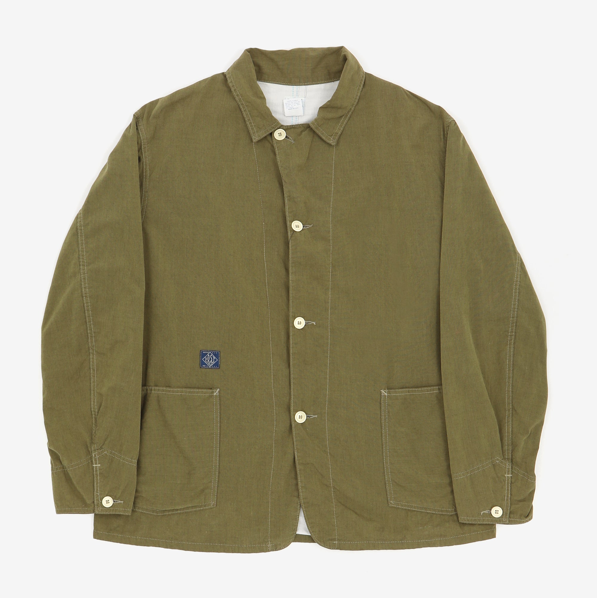 Post 40 Cotton Jacket