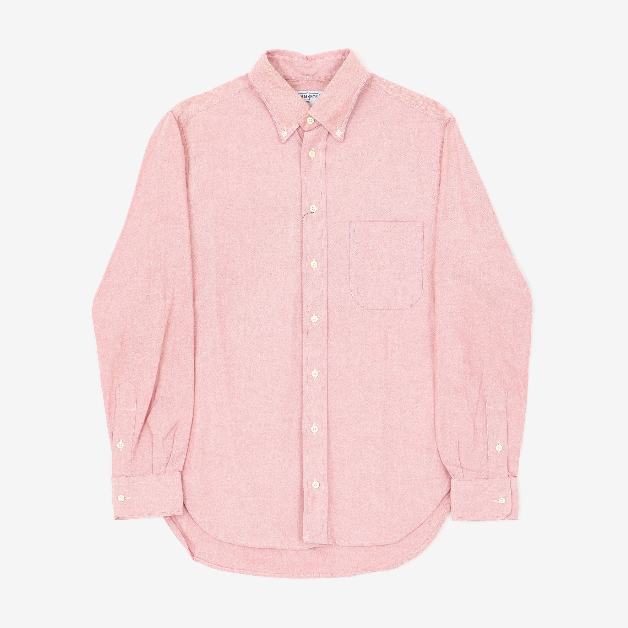 Gitman Bros x The Collection BD Oxford Shirt