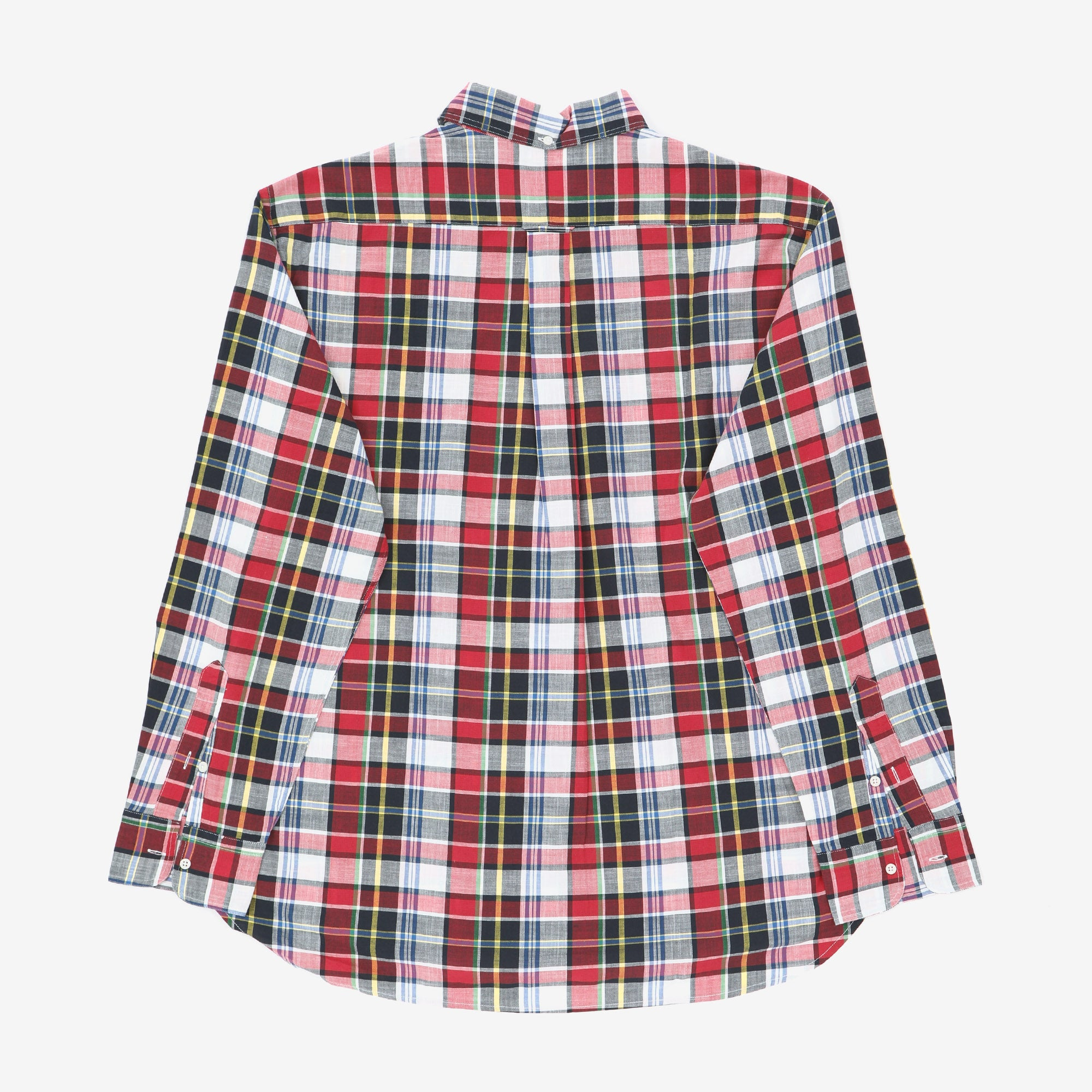 BD Madras Check Shirt