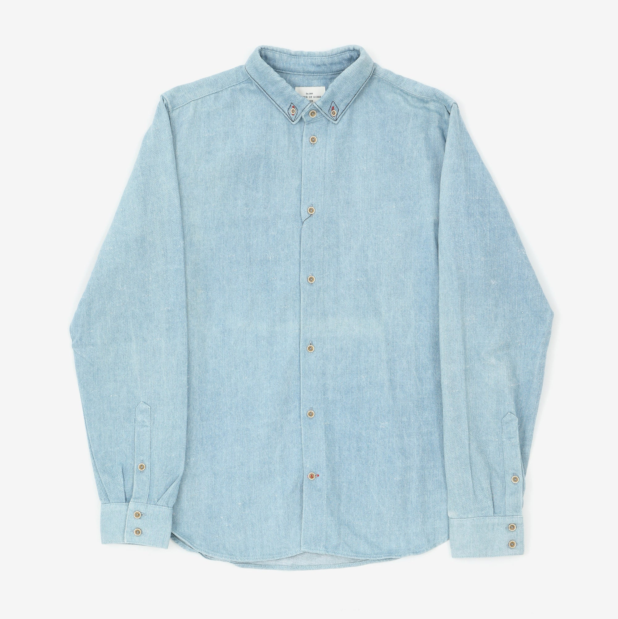 Canvas Cotton Shirt