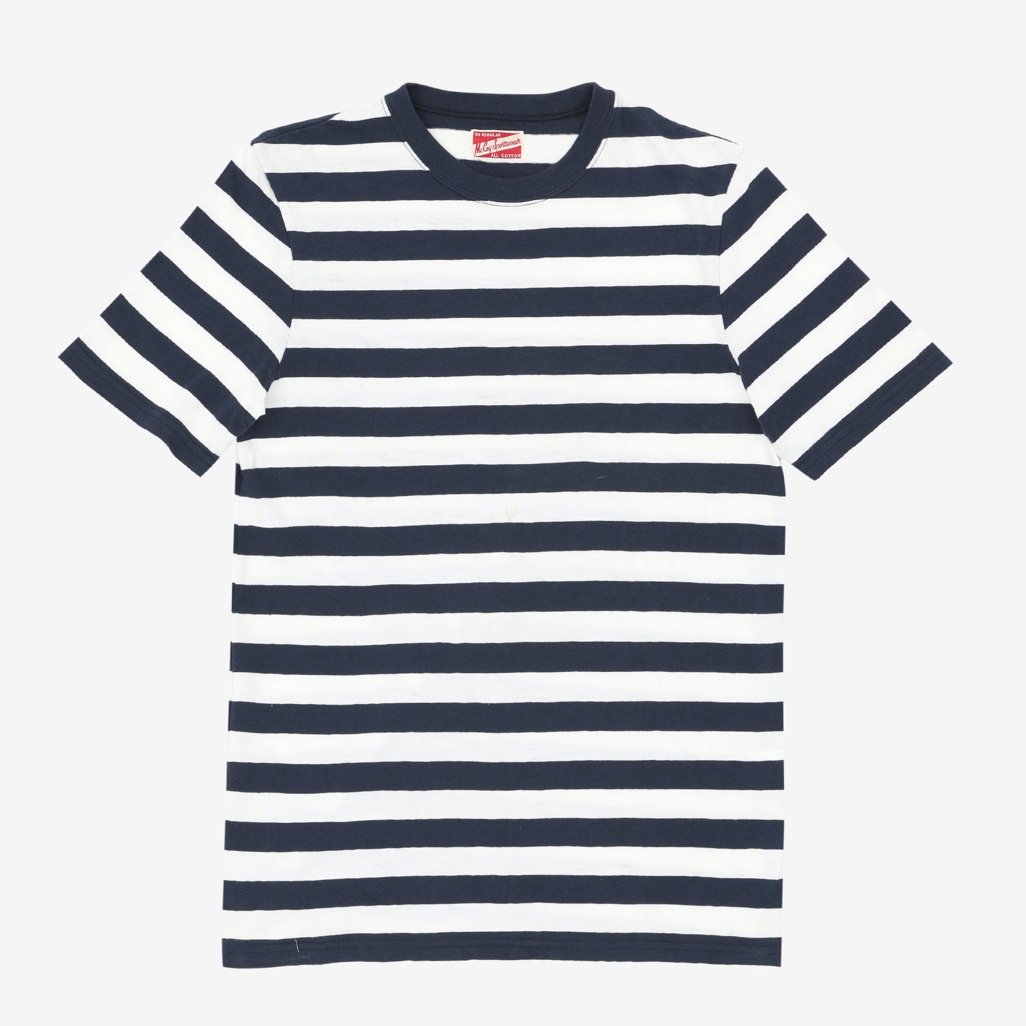 Joe McCoy Striped Tee