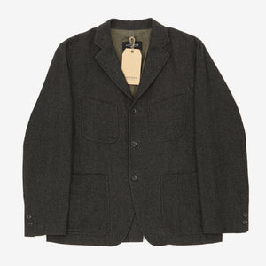 Cotton Slub Jacket