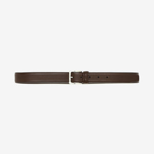 3cm Calf Leather Belt