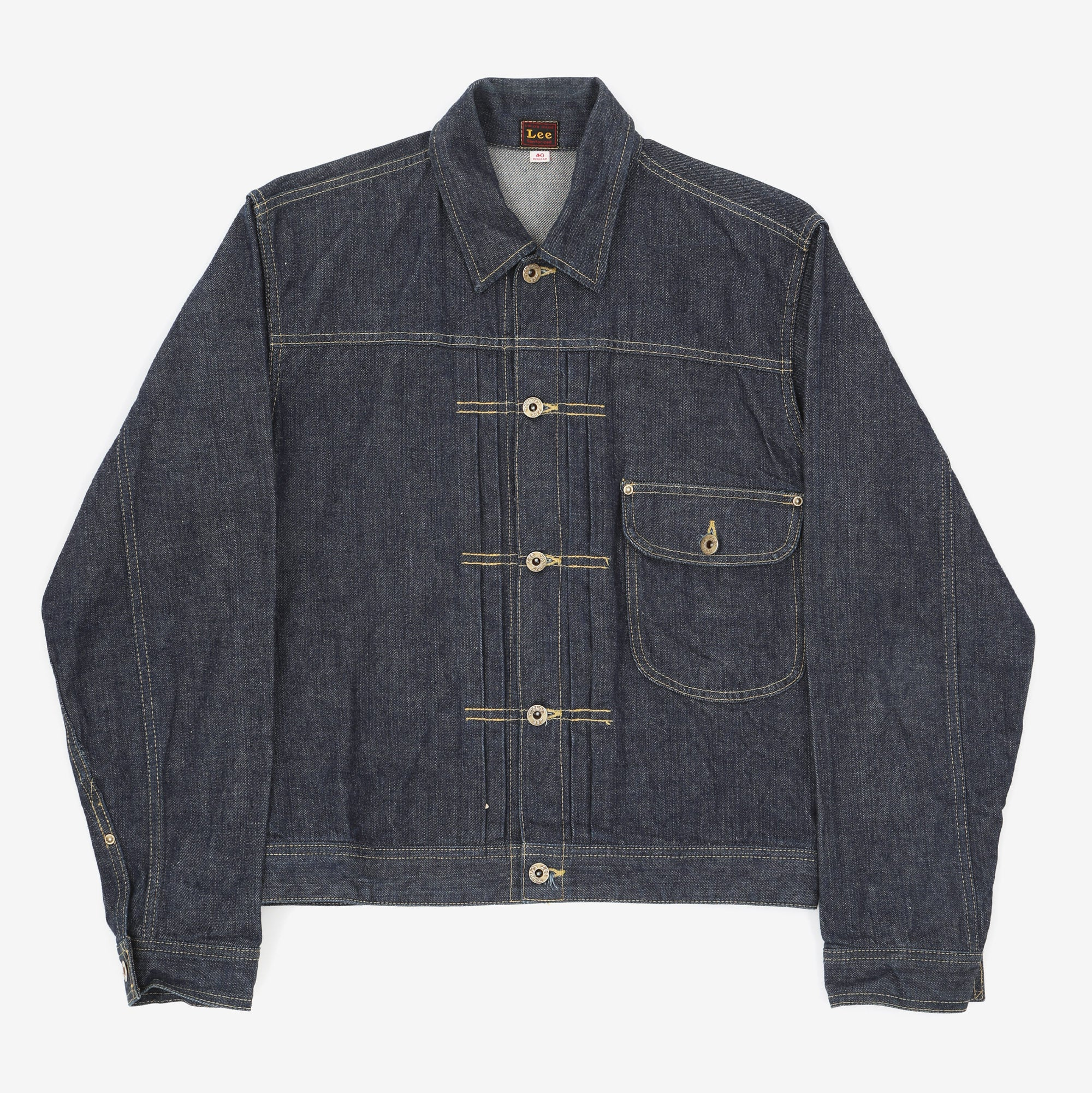 Rider Denim Jacket