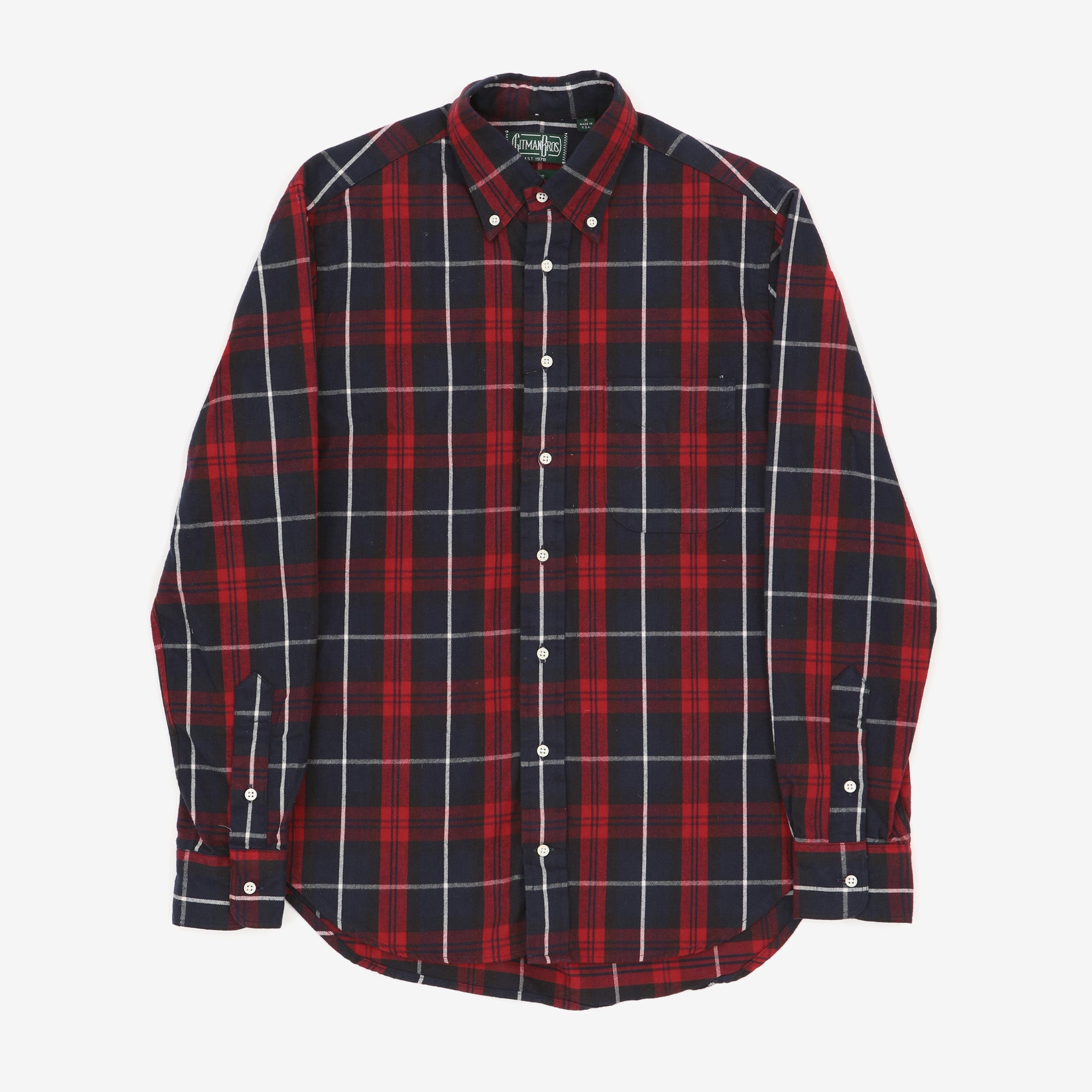 BD Check Flannel Shirt