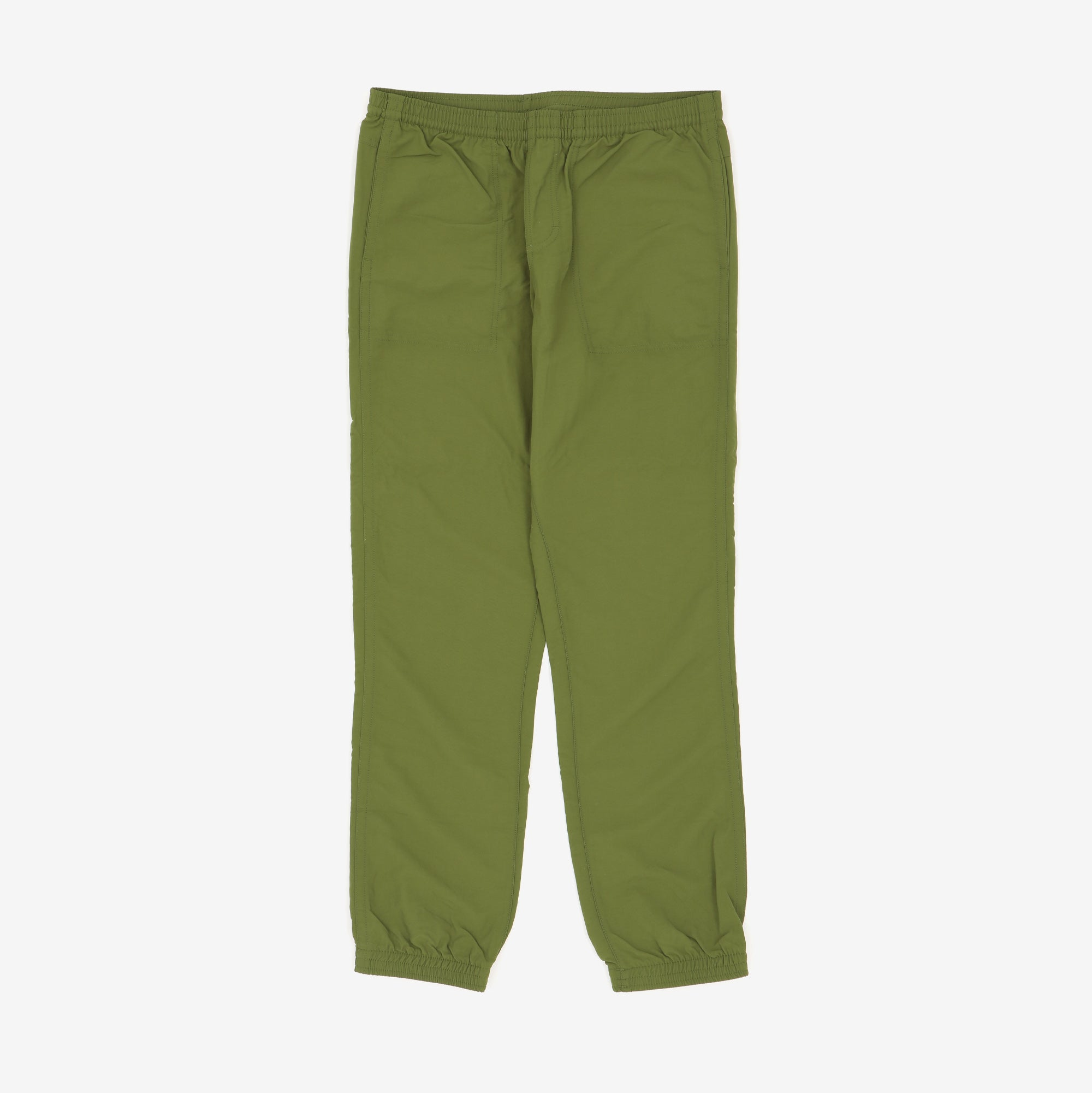 Nylon Drawstring Trousers