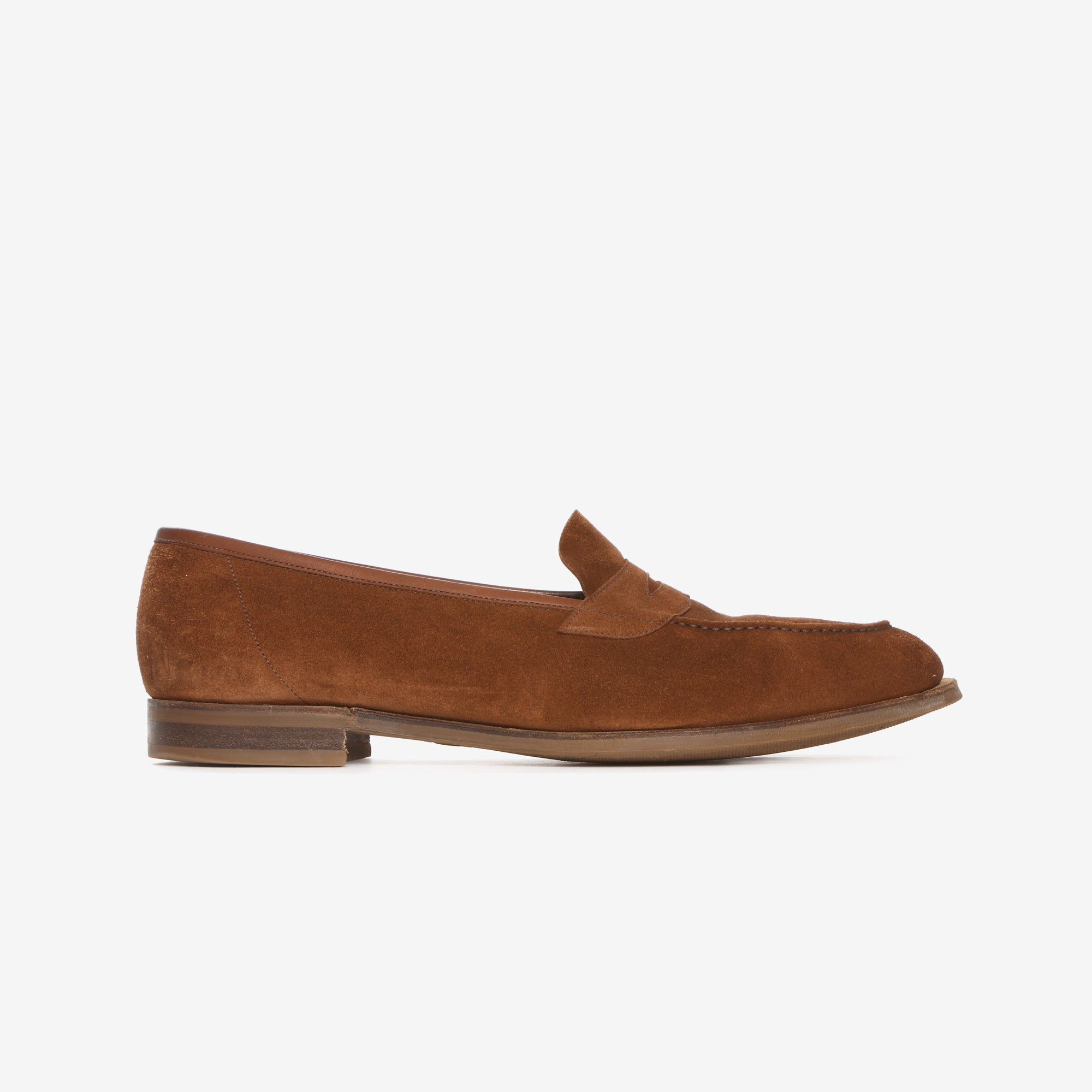 Duke Suede Loafers