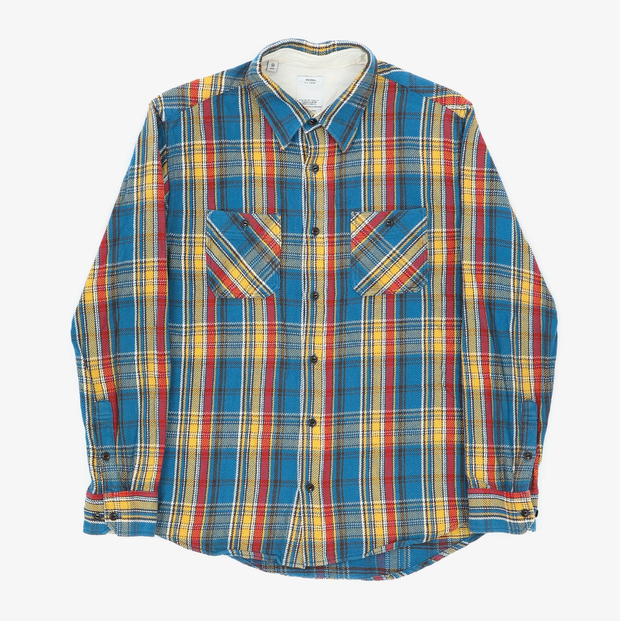 Handyman Check Work Shirt