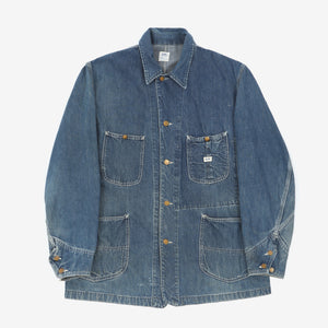 1950s 91-J Denim Chore Coat