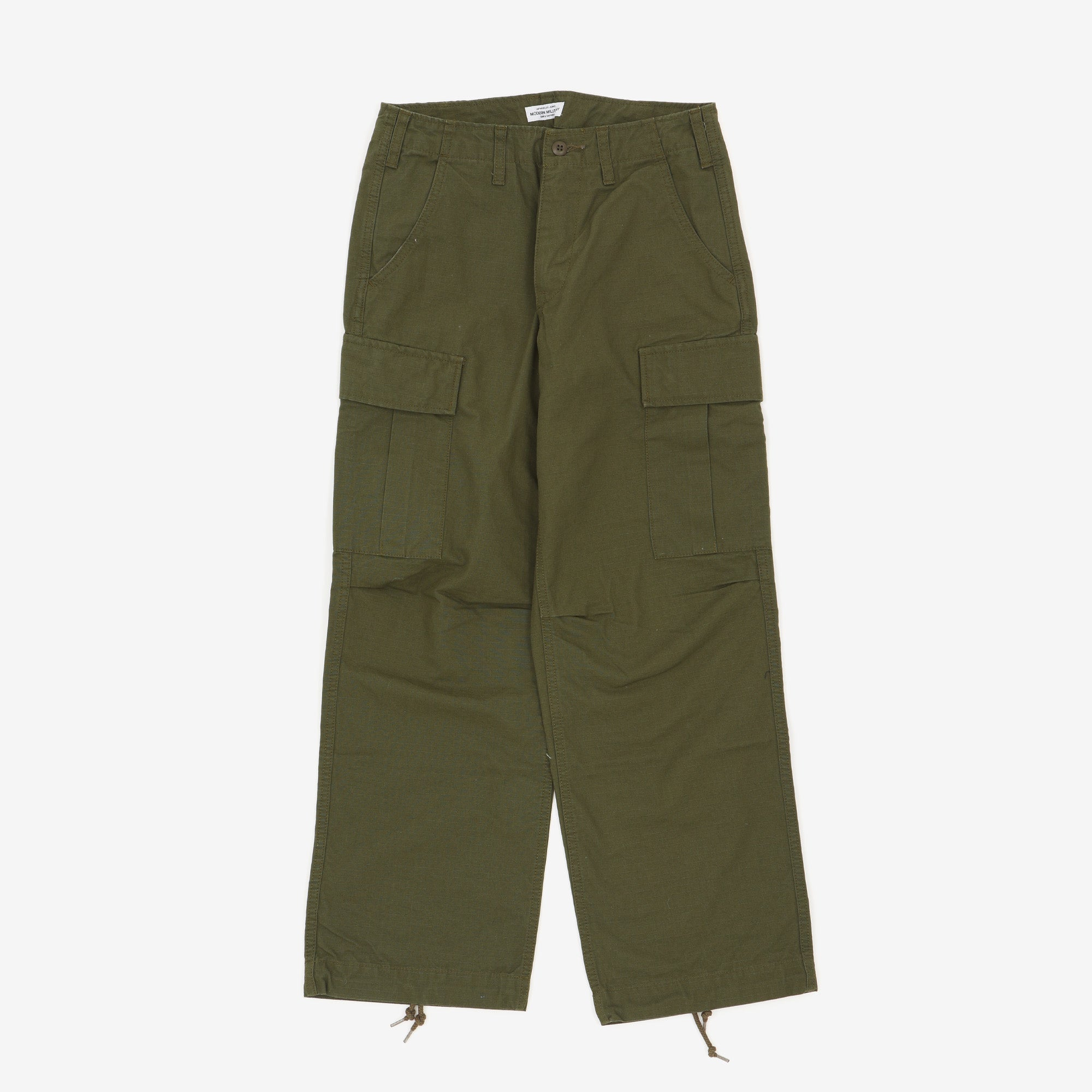 Modern Military Ripstop Cargo Pants