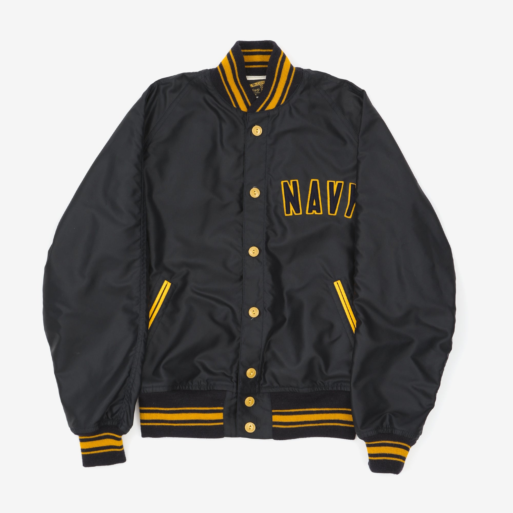 Military Athletic Jacket