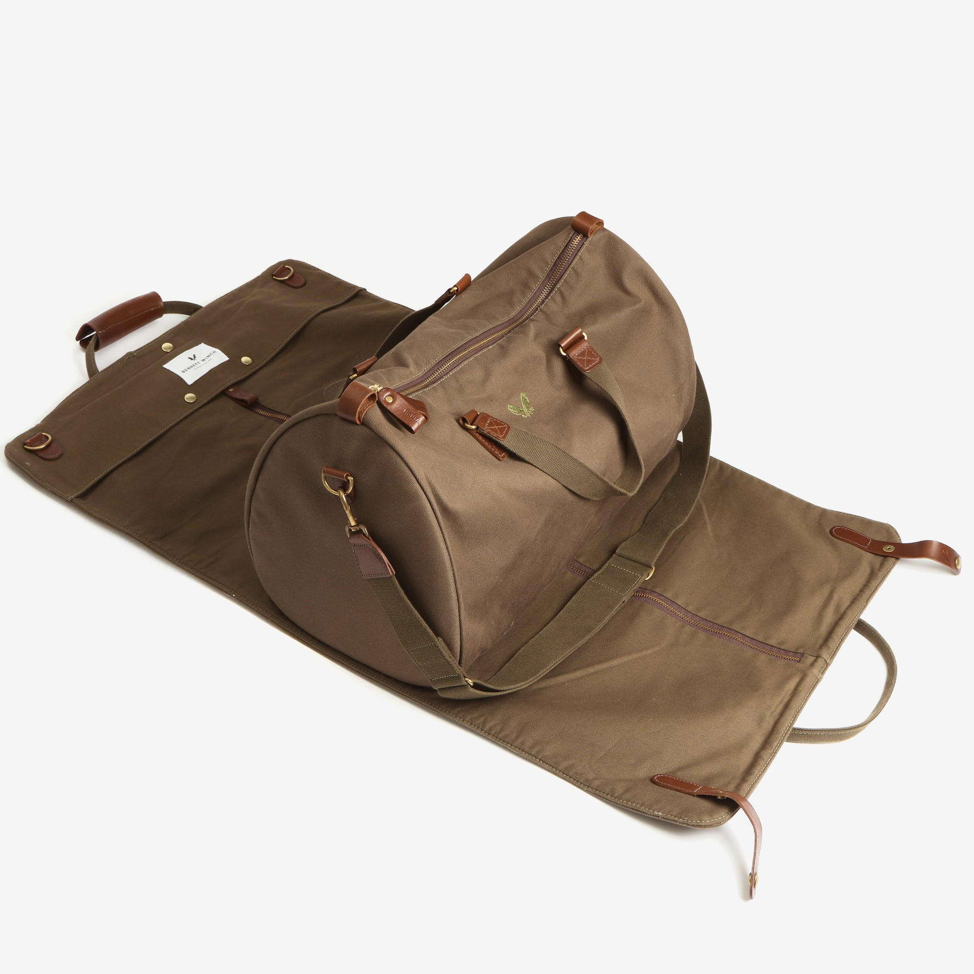 The S.C Holdall