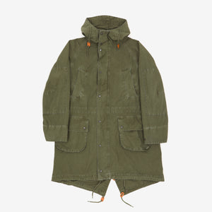 Barbour x Engineered Garments Utility Parka