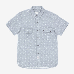 SS Anchor Print Shirt