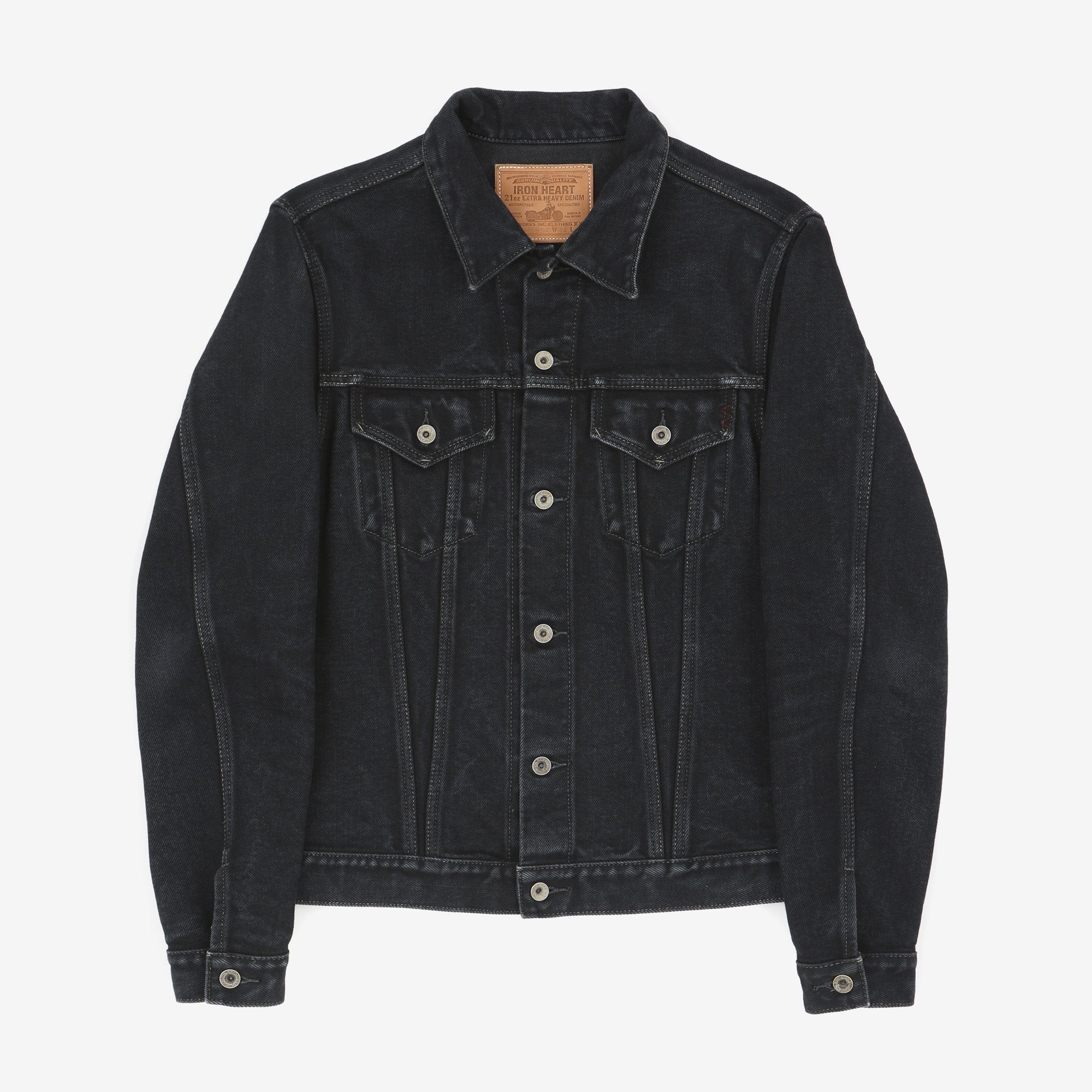 IH-526JOD 21oz Denim Jacket