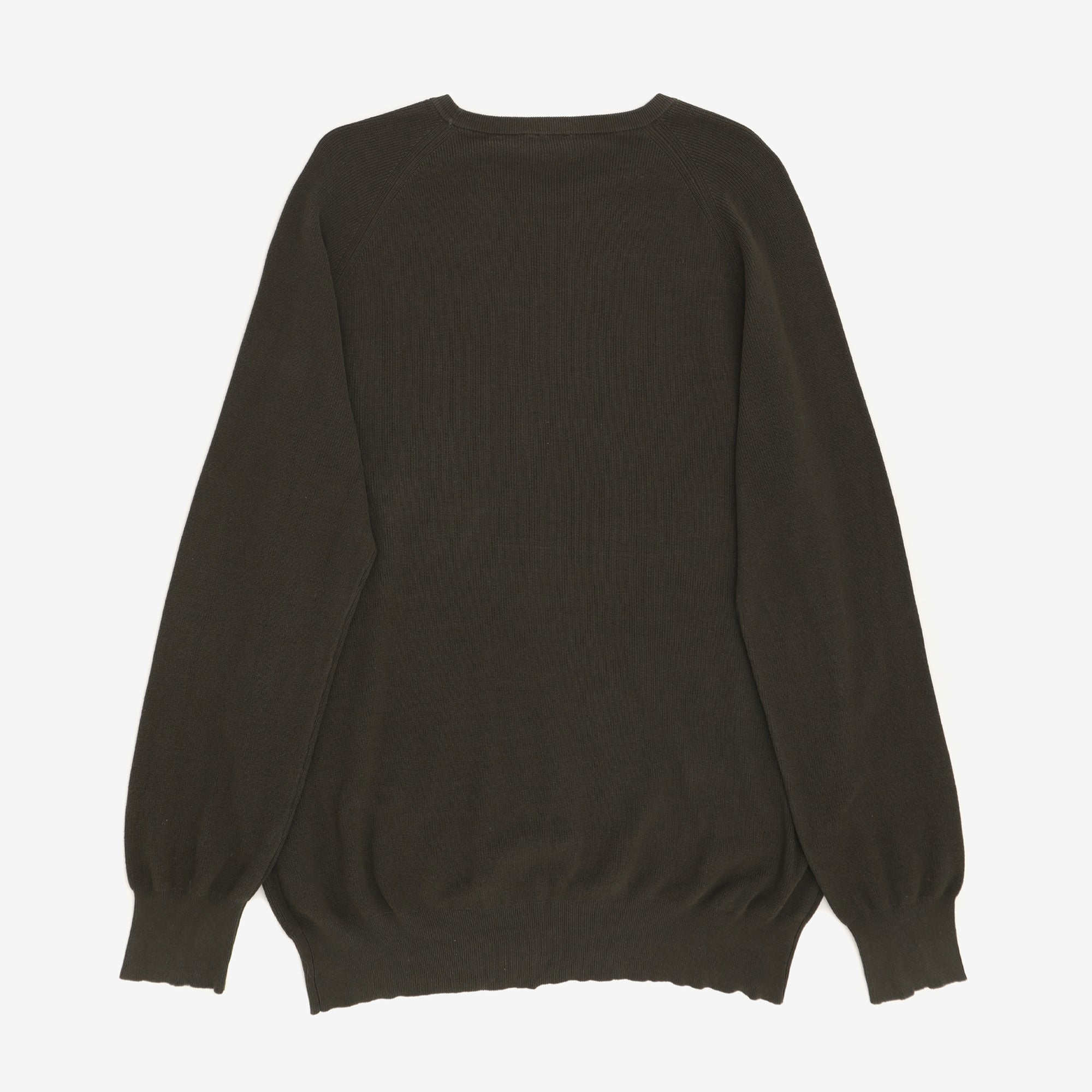 Crewneck Knitted Sweatshirt