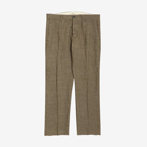 FORTELA Tweed Trousers