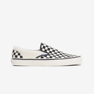 Checkboard Classic Slip on Shoes