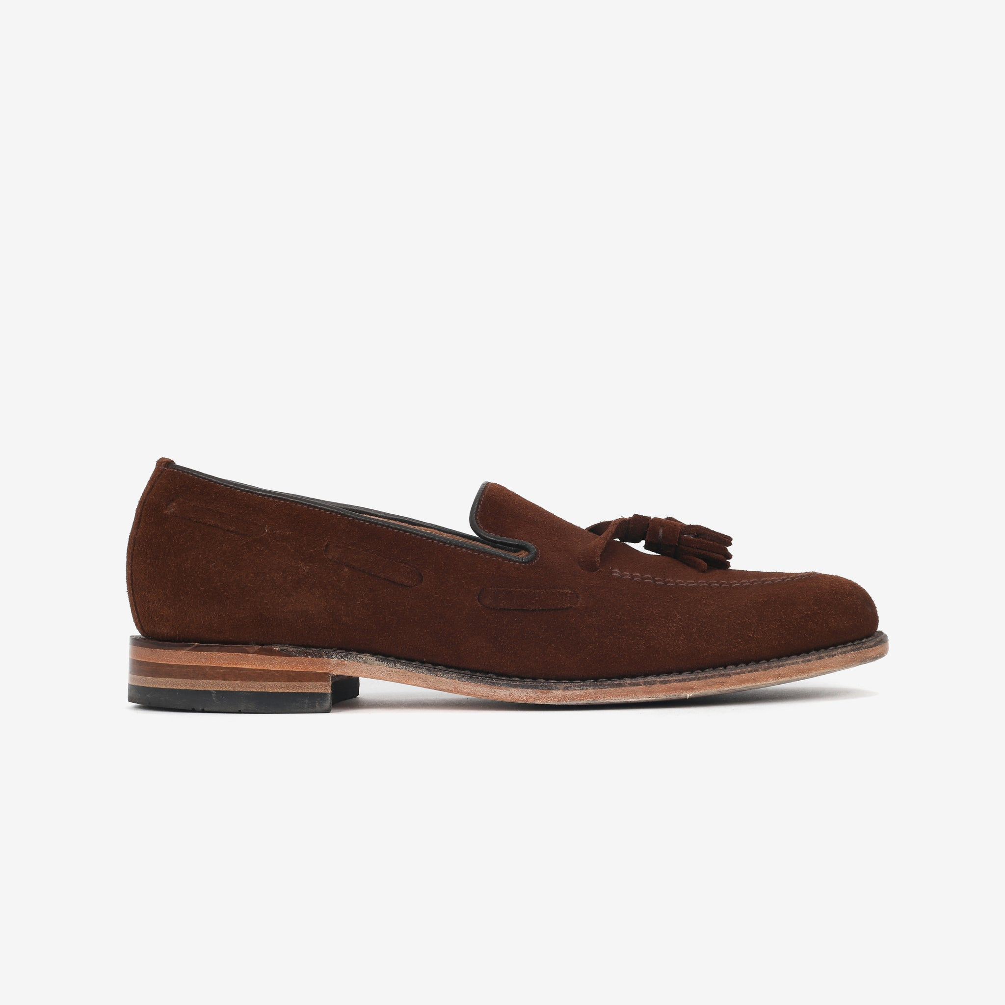 Loake Lincoln Polo Suede Loafers