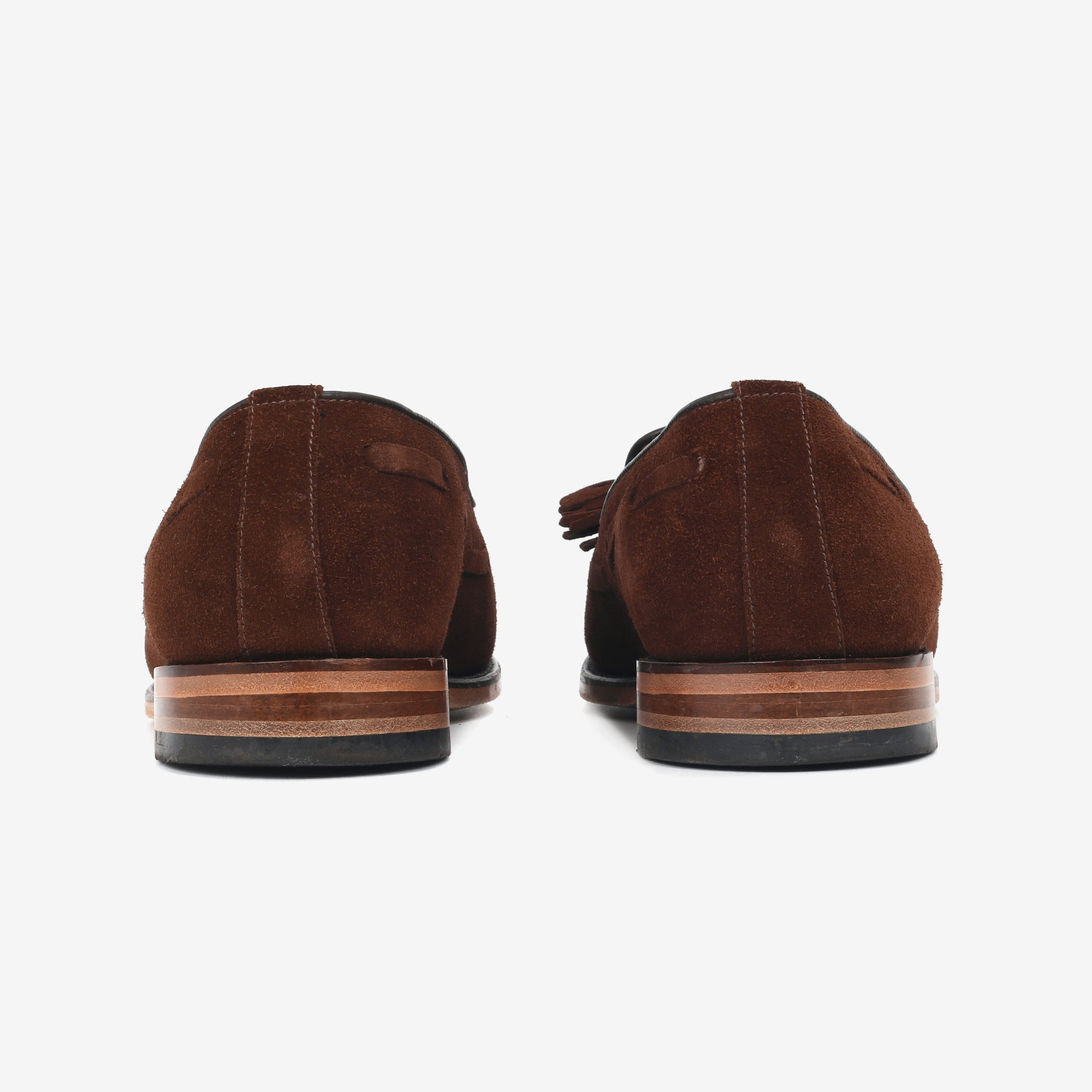 Lincoln Polo Suede Loafers