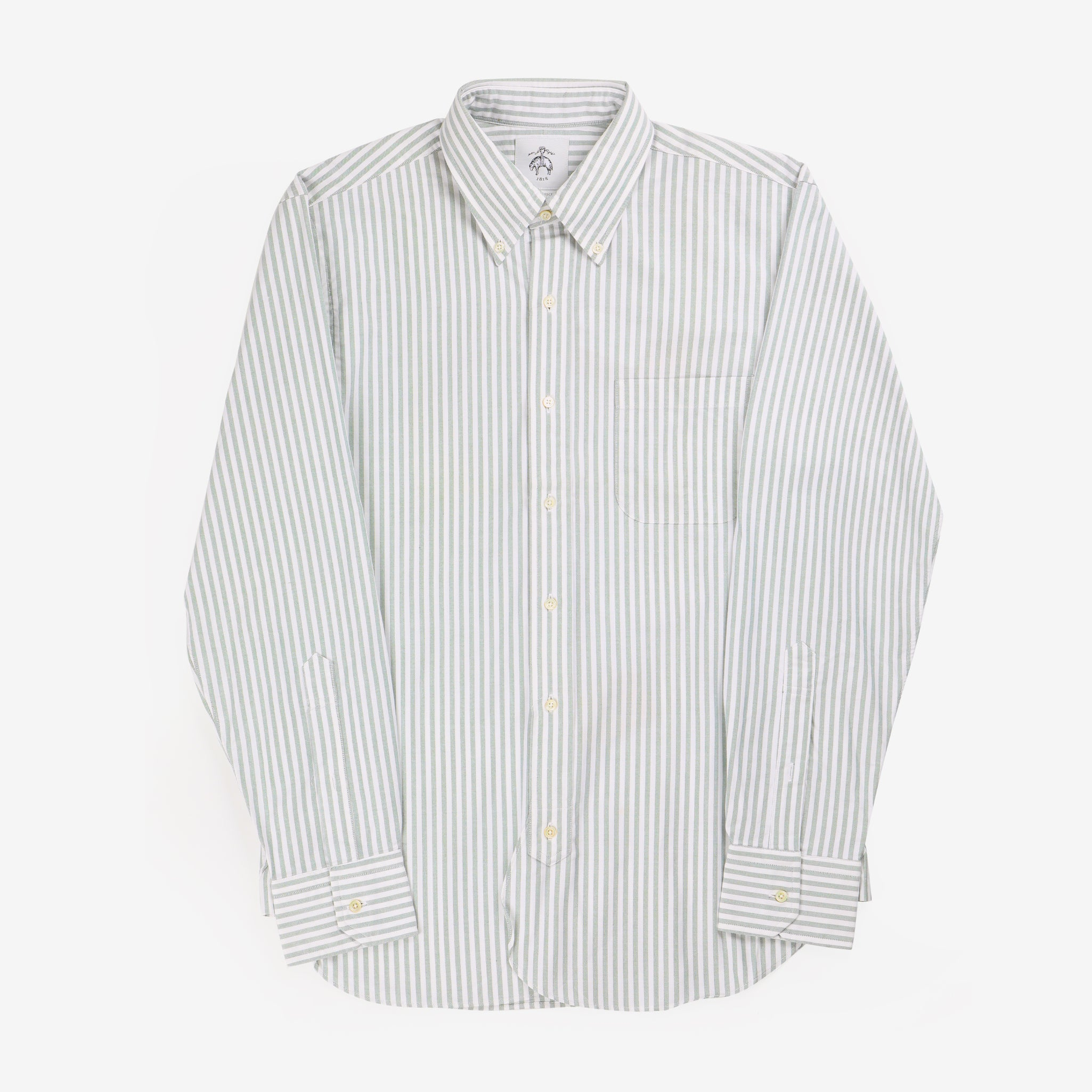 Striped BD Oxford Shirt