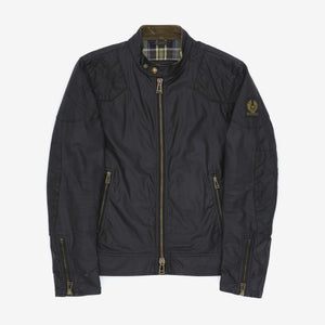 Belstaff Wax Cotton Biker Jacket