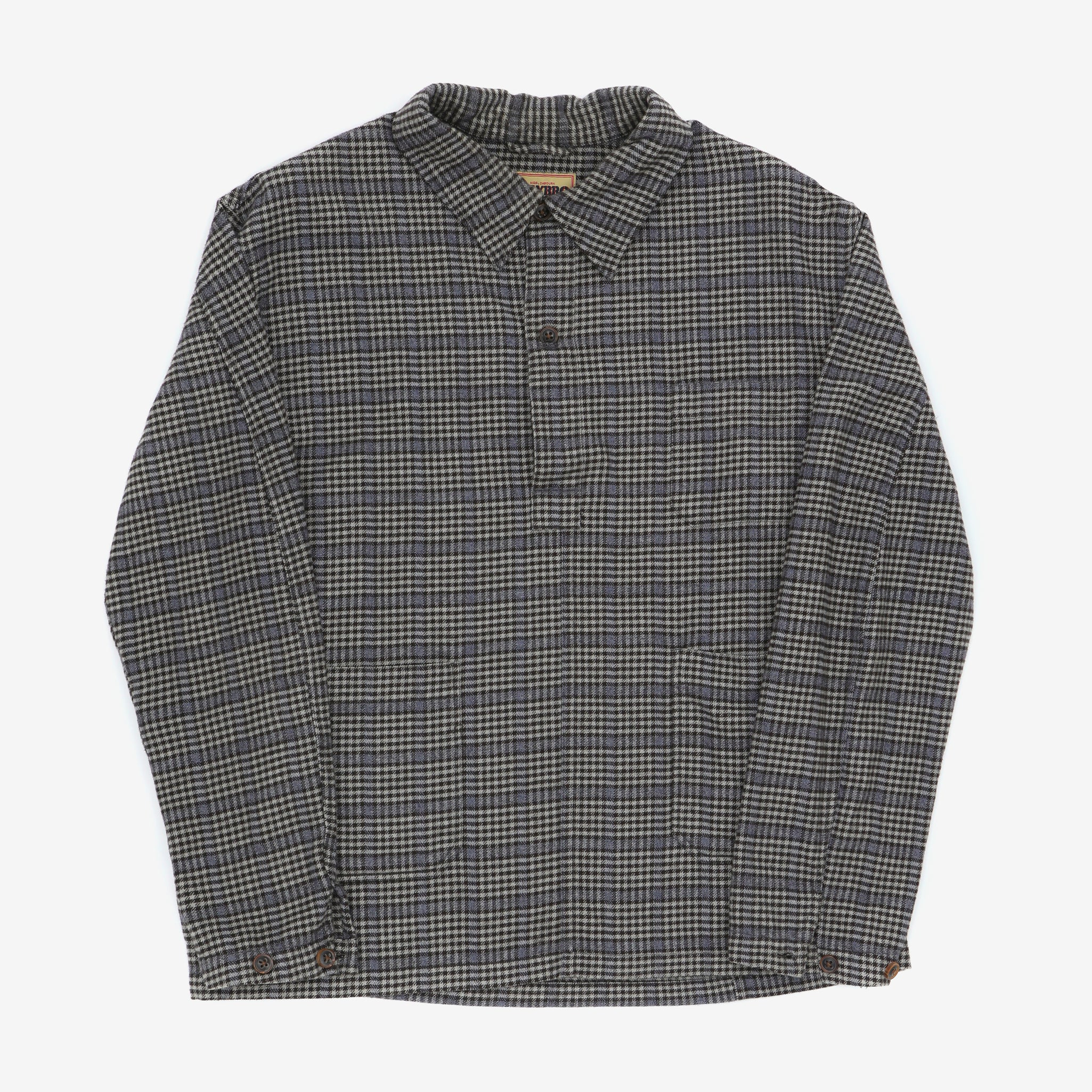 Lybro Cotton Check Pullover