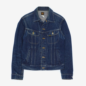 Lee Vintage 1980s Denim Jacket
