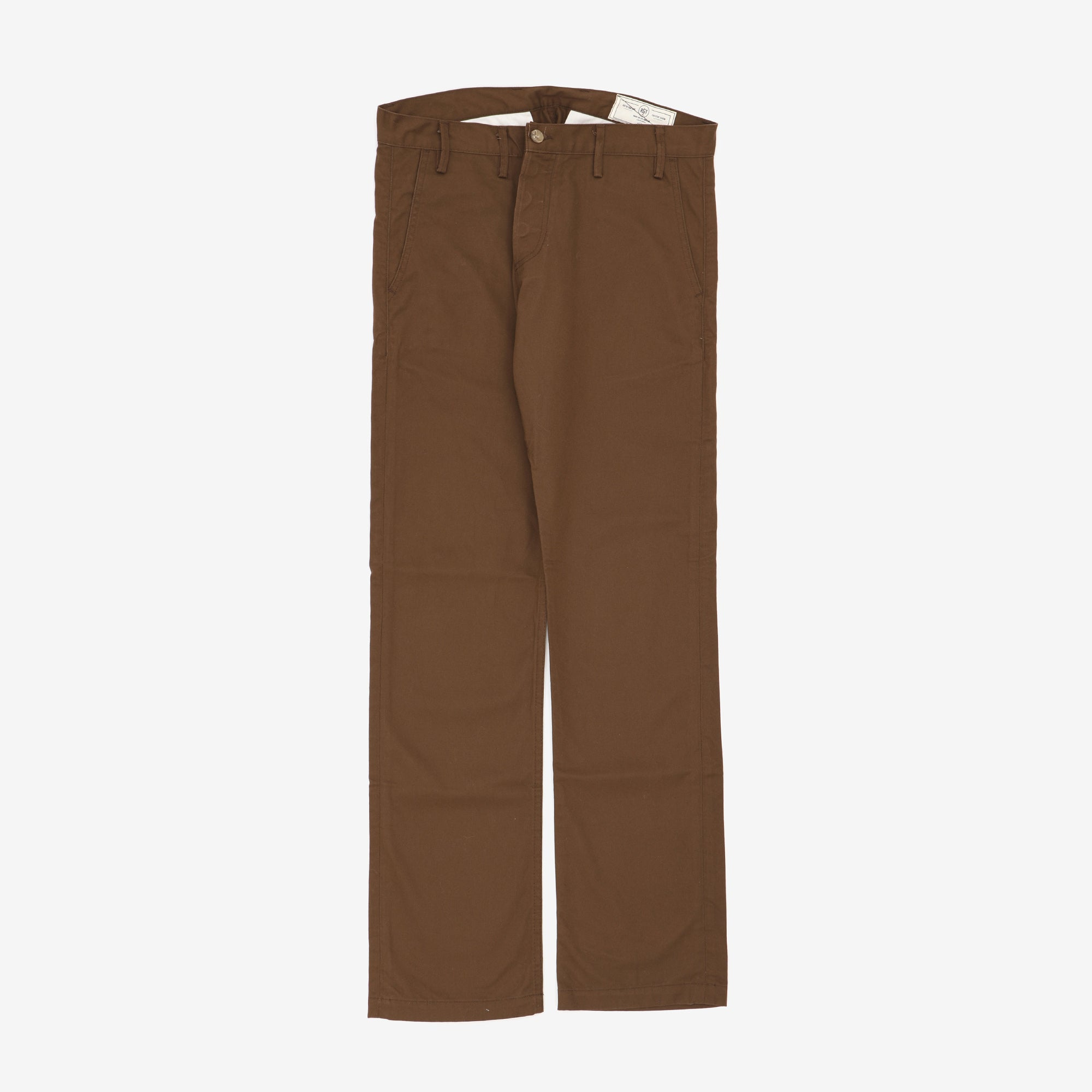 9oz Twill Officer Trousers